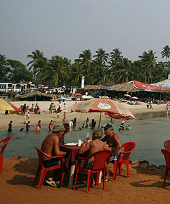 48 hours in Goa, India