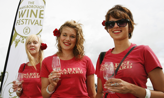 Marlborough Wine Festival 14