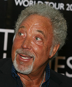 Tom Jones told New Zealand's media about the first time he met Elvis Presley at a press event in Auckland today.
