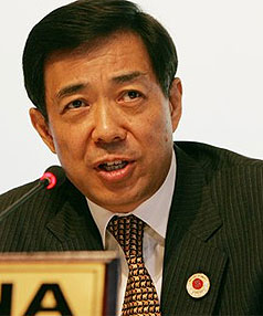 BO XILAI: He's currently China's golden boy, but will Bo use his popularity to grab a spot in the Communist Party leadership's inner circle?