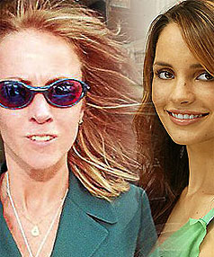 Life Stranger Than Fiction Wendy Hatfield Leaves Court L And Actress Jessica Tovey