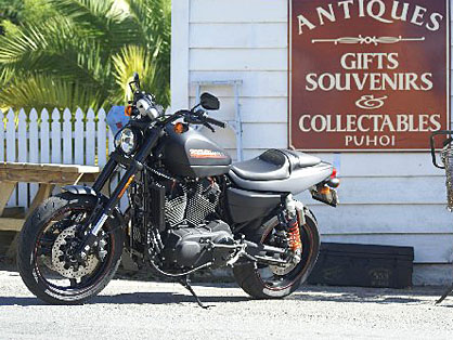 Righteous XR a Harley to love | Stuff co nz