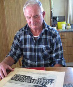 Alan Waldron, of Clyde, served with 1st Battalion, B Company, military transport platoon, in Malaya from 1957 to 1959.