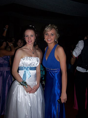 Central Southland College school ball, 2010