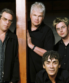 KIWI MUSIC: Dragon, the iconic Kiwi band that Williams now fronts, will also be recognised.