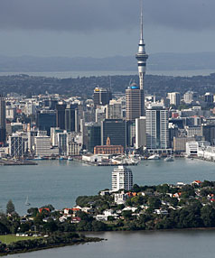 CITY OF SAILS: Auckland is one of the world's top five cities to live in, according to a new global survey.
