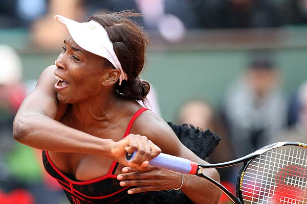 Venus Williams wears