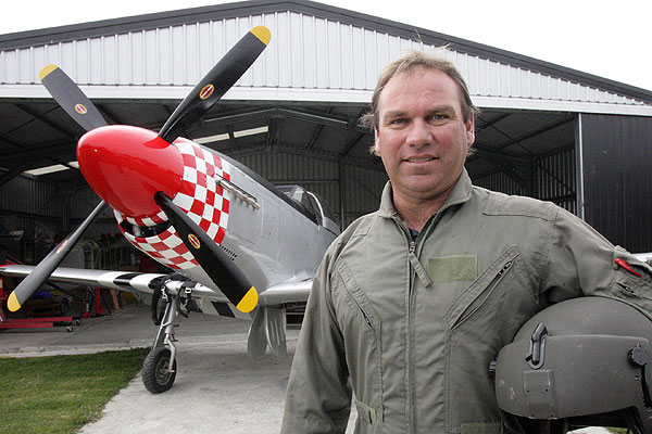Kiwi Mustang business takes off