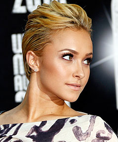 Hayden Panettieres Leaked Cell Phone Pictures