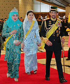 Rich sultan divorces young wife | Stuff co nz
