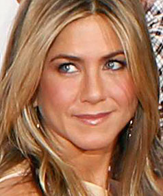 SPICY EVENING: Jennifer Aniston and Chris Gartin have shared frozen margaritas and tacos at her place.