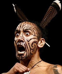 THORNY QUESTION: Where did Maori come from?