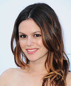 AMNESIA: Rachel Bilson hopes she never remembers details of the car crash which left her in a coma for three days.