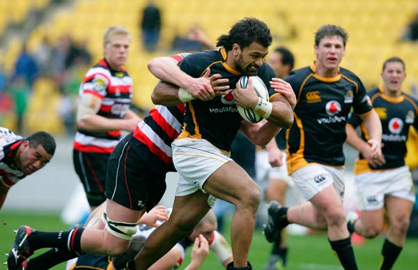 Wellington v Counties Manukau