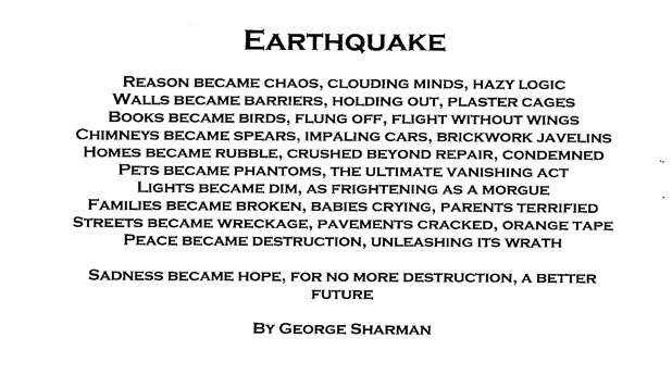 earthquakepoem