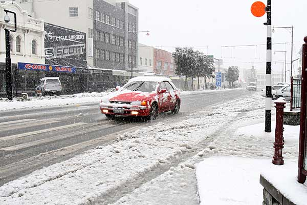 Snow in Southland 5