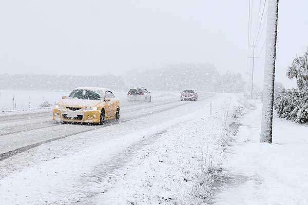 Snow in Southland 7