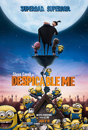 CARTOON JOY: Despicable Me is out now.