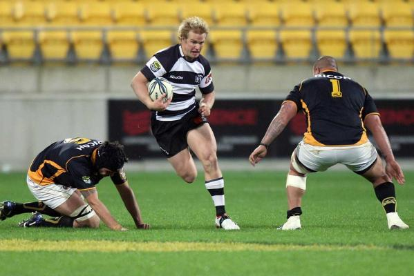Wellington v Hawke's Bay