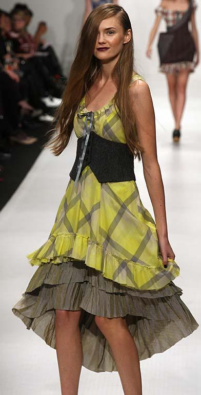 Fashion from the Annah Stretton show at NZ Fashion Week
