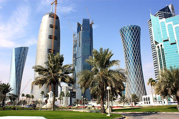i m pei doha dazzling architecture in doha stuffconz