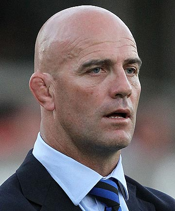 Former All Blacks coach John Mitchell.