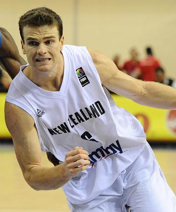 Tall Blacks star Kirk Penney is to trial for the NBA with the San Antonio Spurs.