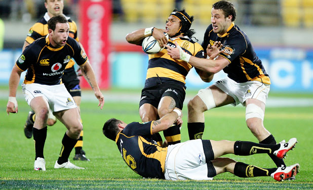 TDN Naki v wellington