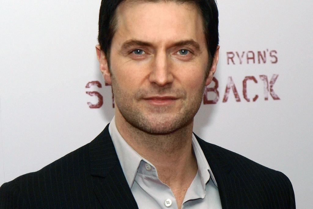 BIG PRAISE: Richard Armitage will play Thorin Oakensheild in The Hobbit and Peter Jackson says he is one of the most exciting actors on screen today.