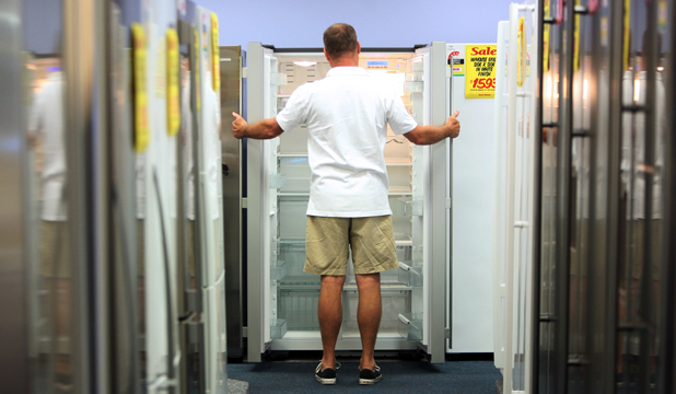 It's claimed there's been a big push to sell extended warranties.