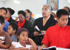 A week of national prayer has been called ahead of Tonga's first national democratic elections on November 25.