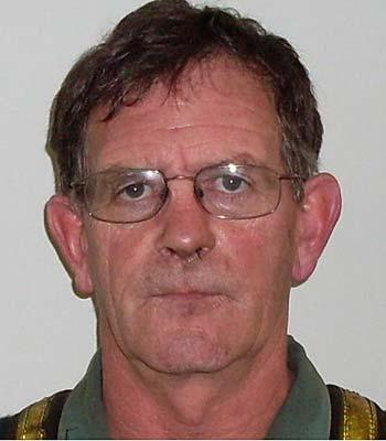 PETER O'NEILL: 55, Runanga. Member of a well known mining family and keen lawn bowler.