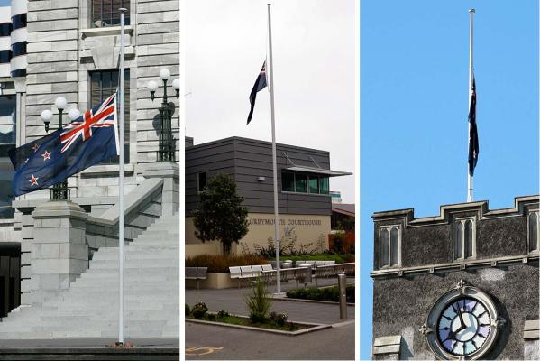 Flags at half mast for Pike River miners