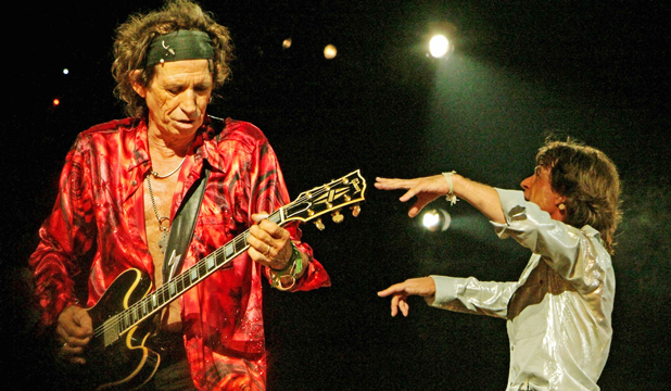 Keith Richards: Sex, drugs and rock 'n' roll.