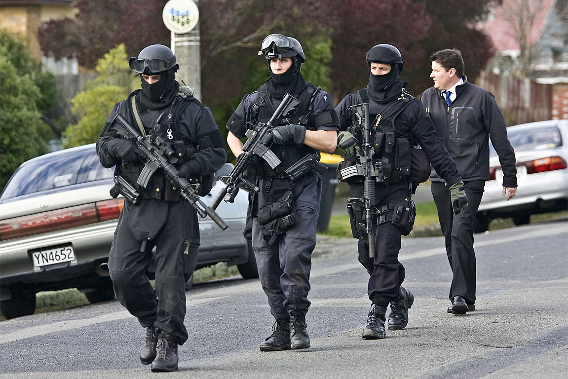 New Zealand Shooting Video Leak Image: Top Stories: The Events That Shaped 2010
