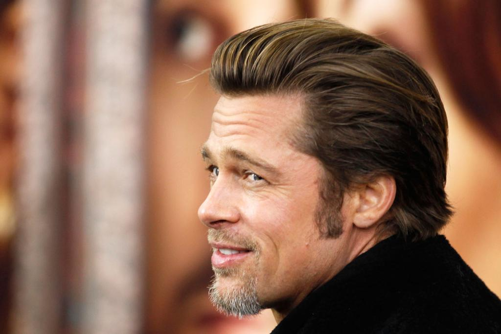 Top entertainment stories - Brad Pitt