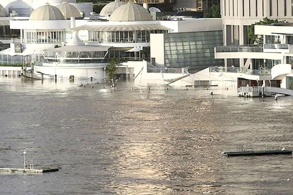 Brisbane flooding