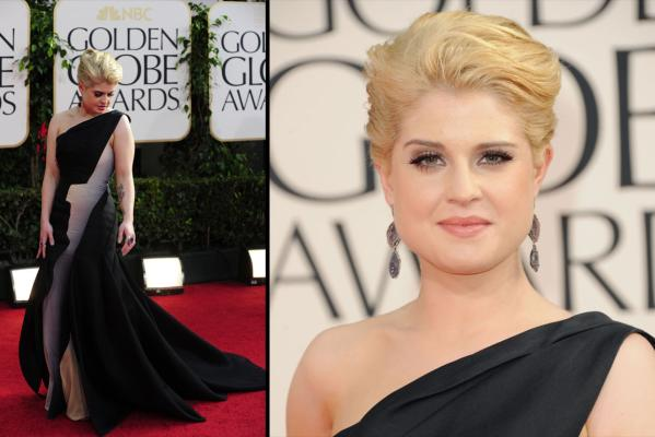 Golden Globes - Kelly Osbourne