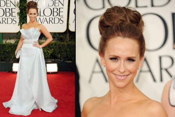 Golden Globes - Jennifer Love Hewitt