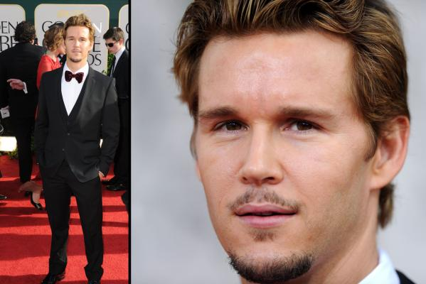 Golden Globes - Ryan Kwanten