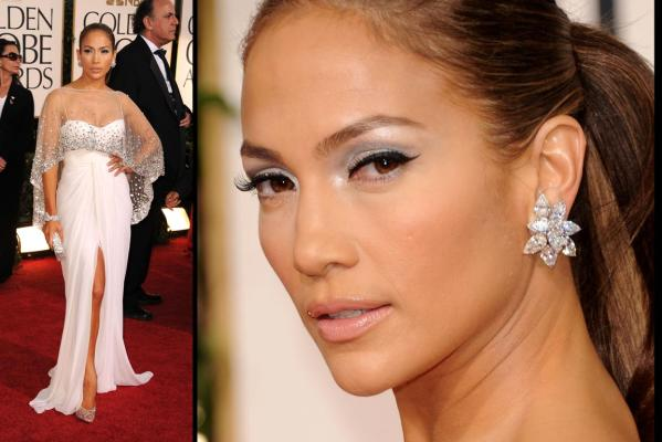 Golden Globes - Jennifer Lopez