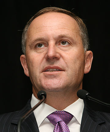 ASSET SALES: Prime Minister John Key says Treasury will be asked to advise on the merits of selling up to 49 per cent of Mighty River Power, Meridian Energy, Genesis and Solid Energy.