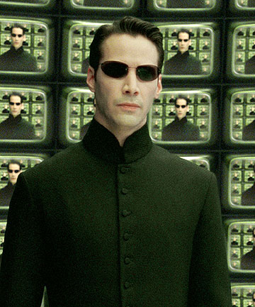 GOTCHA: Claims that two new Matrix films are in the works have been debunked by a rep for Keanu Reeves.