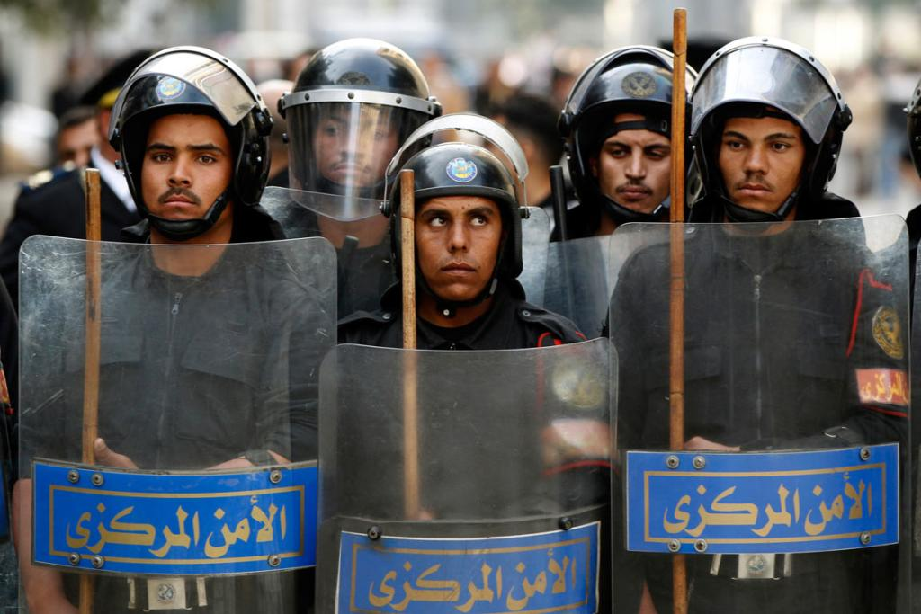 Egypt Unrest.