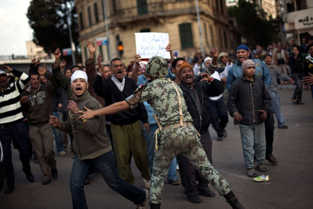 Egypt Unrest