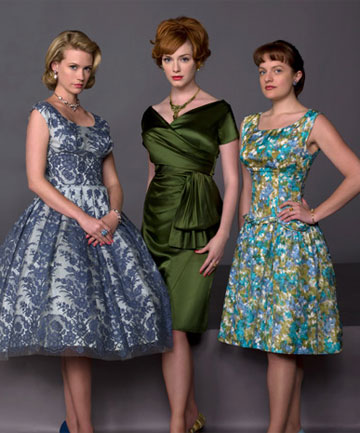 Fashion harks back to the fifties Mad style fashion life trend