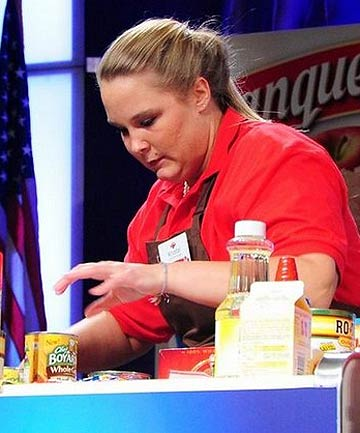 Krystal Smith competes on her way to winning the 2011 US Best Bagger National Championship in Las Vegas.