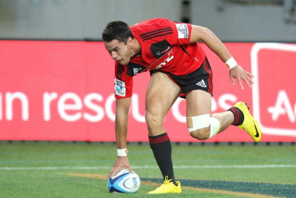 Blues v Crusaders