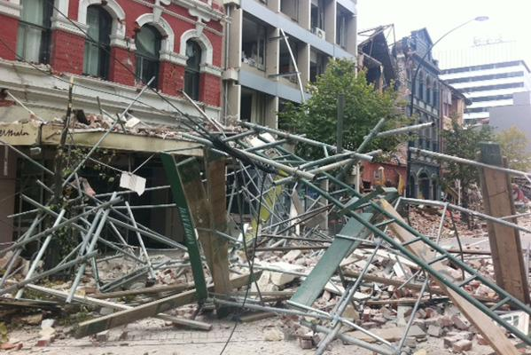Quake Christchurch