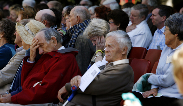 Service to remember Christchurch's earthquake victims.